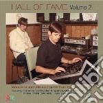 Hall of fame volume 2 cd musicale di Artisti Vari