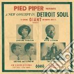 Pied piper presents a new concept in det cd musicale di Artisti Vari