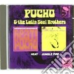 Heat/jungle fire cd musicale di Pucho & his latin so