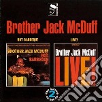Hot barbeque/live cd musicale di Jack Mcduff