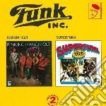 Funk Inc - Hangin  Out / Superfunk cd musicale di Inc Funk