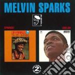 Sparks/akilah cd musicale di Sparks Melvin