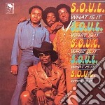 (LP VINILE) Soul what is it lp vinile di S.o.u.l.