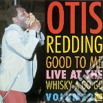 (LP VINILE) Good to me lp vinile di Otis Redding