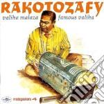 Valiha malaza madagascar - cd musicale di Rakotozafy