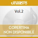 Vol.2 cd musicale di Golden voice from th