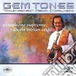 Gem tones saxop. indian - cd musicale di Kalaimamani kadri gopalnath