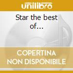 Star the best of... cd musicale di Sylvester