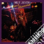 Live and uncensored cd musicale di Millie Jackson