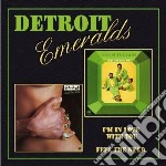 I'm in love/feel the need cd musicale di Emeralds Detroit