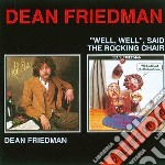 Well well/the rocking cd musicale di Friedman Dean