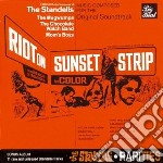 Riot on sunset strip... cd musicale di Standells The