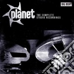 Compl. studio recordings cd musicale di Planet