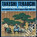 Nippon guitars cd musicale di Terauchi Takeshi