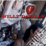 Backstreet of desire cd musicale di Willy Deville