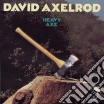Heavy axe - cd musicale di David Axelrod