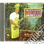 Omaha bar-b-q - cd musicale di Love's Preston