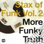 STAX OF FUNK VOL.2 cd musicale di ARTISTI VARI