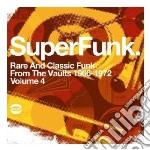 (LP VINILE) Super funk vol.4 lp vinile di Artisti Vari