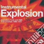 Instrumental explosion cd musicale di Artisti Vari