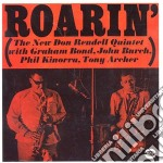 New Don Rendell Quin - Roarin cd musicale di Don rendell quintet
