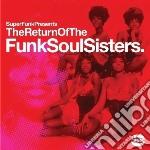 (LP VINILE) Return of funk soul sisters lp vinile di Artisti Vari