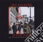 Dave hamilton's detroitfunk cd musicale di Artisti Vari