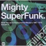 Rare 45s und.masters v.6 cd musicale di V.a. mighty super fu