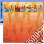 Feel the heat cd musicale di Summers Bill