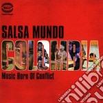 Salsa mundo cd musicale di Colombia V.a.