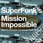 (LP VINILE) Super funk's mission impossible lp vinile di Artisti Vari
