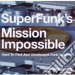 Super Funk S Mission Impossible cd musicale di Superfunk's