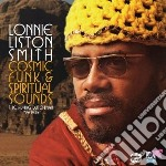 Cosmic funk & spiritualsounds: the best cd musicale di Lonnie liston Smith