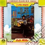 Fingerpicking rags &... - cd musicale di Miller Dale