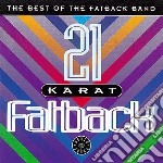 21 karat gold - best - cd musicale di Band Fatback