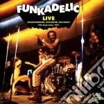Live - funkadelic cd musicale di Funkadelic