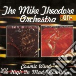 Cosmic wind/high on mad.. - cd musicale di The mike theodore orchestra