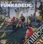 (LP VINILE) STANDING THE VERGE (BEST)                 lp vinile di FUNKADELIC