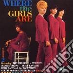 Vol.2 - cd musicale di Where the girls are