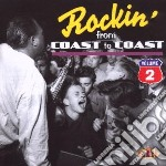Rockin'coast to coast v.2 - cd musicale di J.clay/r.pearson/d.cole & o.