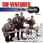 In the vaults vol.2 - ventures cd musicale di Ventures The