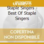 The best of cd musicale di Singers Staple