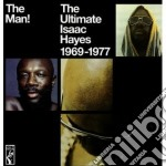 (LP VINILE) The man! ultimate'69-'77 lp vinile di Isaac hayes (2 lp)