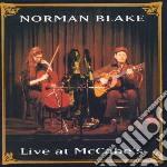 Live at mccabe's - blake norman cd musicale di Norman Blake