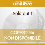 Sold out ! cd musicale di Domino Fats