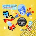 Live at voice cd musicale di Steve Gadd