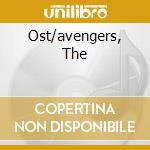 OST/AVENGERS, THE                         cd musicale di Laurie Johnson