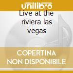 Live at the riviera las vegas cd musicale di Engelbert Humperdinck