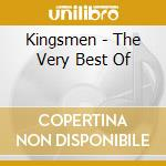 Very best of cd musicale di Kingsmen