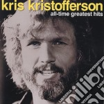 All - time greatest hits cd musicale di Kris Kristofferson